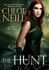 Okładka książki The Hunt Chloe Neill