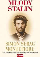 Okładka książki Młody Stalin Simon Sebag Montefiore