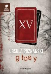 Okładka książki Głosy Ursula Poznanski