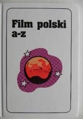 Okładka książki Film polski a-z Jerzy Marchewka