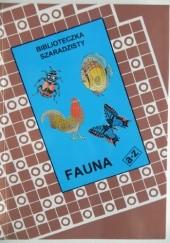 Okładka książki Fauna a-z Jerzy Marchewka