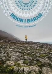 Okładka książki Rekin i baran. Życie w cieniu islandzkich wulkanów Marta Biernat,Adam Biernat