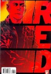 Okładka książki Red: Frank Jason Masters