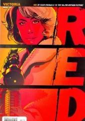 Okładka książki Red: Victoria David Hahn