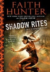 Okładka książki Shadow Rites Faith Hunter