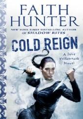 Okładka książki Cold Reign Faith Hunter