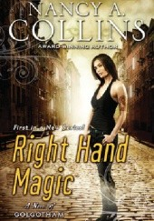 Okładka książki Right Hand Magic Nancy A. Collins