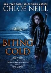 Okładka książki Biting Cold Chloe Neill