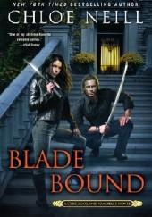 Okładka książki Blade Bound Chloe Neill