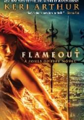Okładka książki Flameout Keri Arthur