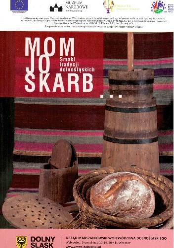 Okładka książki Smaki tradycji dolnośląskich Elżbieta Berendt