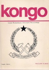 Okładka książki Kongo