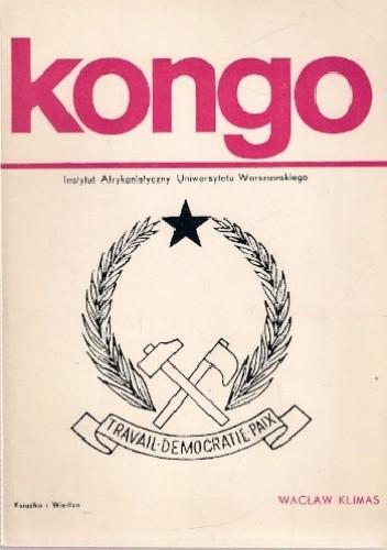 Okładka książki Kongo Wacław Klimas