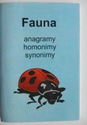 Okładka książki Fauna. Anagramy, homonimy, synonimy Jerzy Marchewka