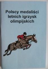 Okładka książki Polscy medaliści letnich igrzysk olimpijskich Jerzy Marchewka