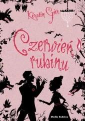 Okładka książki Czerwień rubinu Kerstin Gier