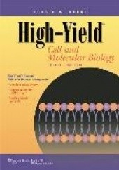 Okładka książki High-Yield Cell and Molecular Biology Ronald Dudek