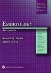 Okładka książki BRS Embryology Ronald Dudek