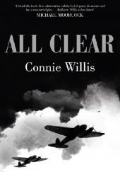 Okładka książki All Clear Connie Willis