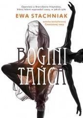 Okładka książki Bogini tańca Ewa Stachniak