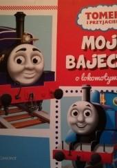 Okładka książki Moje bajeczki o lokomotywach