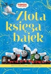 Okładka książki Złota księga bajek. Przygody Tomka i przyjaciół praca zbiorowa