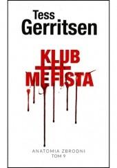 Okładka książki Klub Mefista Tess Gerritsen