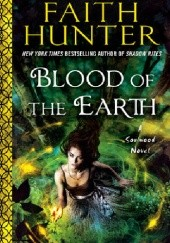Okładka książki Blood of the Earth Faith Hunter