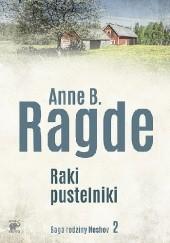 Okładka książki Raki pustelniki Anne B. Ragde