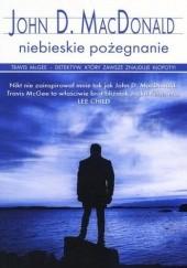 Okładka książki Niebieskie pożegnanie John D. MacDonald