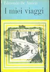 Okładka książki I miei viaggi Edmund de Amicis