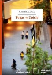 Okładka książki Popas w Upicie Adam Mickiewicz