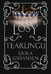 Okładka książki Losy Tearlingu Erika Johansen
