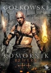 Okładka książki Komornik II. Rewers Michał Gołkowski