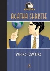 Okładka książki Wielka czwórka Agatha Christie