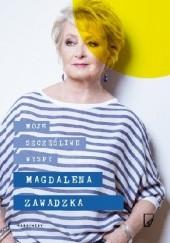 Okładka książki Moje szczęśliwe wyspy Magdalena Zawadzka