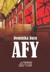 Okładka książki Afy Dominika Bara