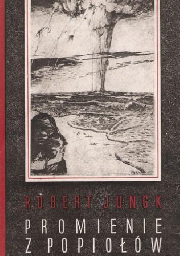 Okładka książki Promienie z popiołów