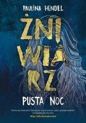 Okładka książki Pusta noc Paulina Hendel