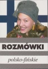 Okładka książki Rozmówki polsko-fińskie Urszula Michalska