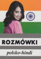 Okładka książki Rozmówki polsko-hindi Urszula Michalska
