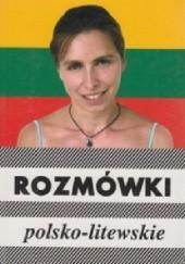 Okładka książki Rozmówki polsko-litewskie Urszula Michalska