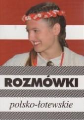 Okładka książki Rozmówki polsko-łotewskie Urszula Michalska