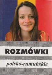 Okładka książki Rozmówki polsko-rumuńskie Urszula Michalska
