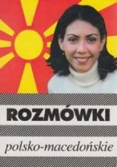 Okładka książki Rozmówki polsko-macedońskie Piotr Wrzosek