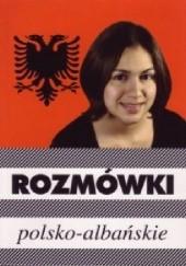 Okładka książki Rozmówki polsko-albańskie Szymon Kasperek