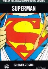 Okładka książki Superman: Człowiek ze stali Dick Giordano,John Byrne,Tom Ziuko