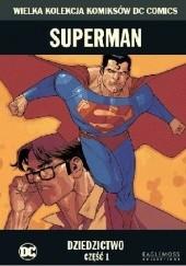 Okładka książki Superman: Dziedzictwo - Część 1 Mark Waid,Leinil Francis Yu