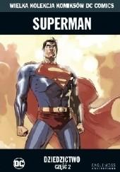 Okładka książki Superman: Dziedzictwo - Część 2 Mark Waid,Leinil Francis Yu