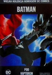 Okładka książki Batman: Pod Kapturem Doug Mahnke,Judd Winick